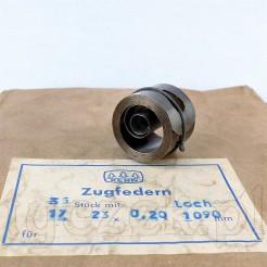 17x0,20x1090mm zwinięta sprężyna zegarowa