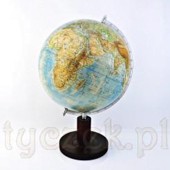 Dekoracyjny Globus z mapą fizyczną świata