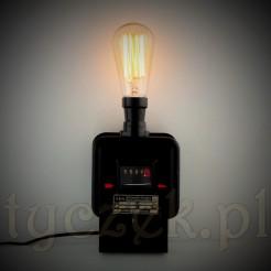 Niezwykła i jednostkowa lampa dekoracyjna