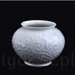 Dekoracyjny wazon z porcelany Wunsiedel Bavaria