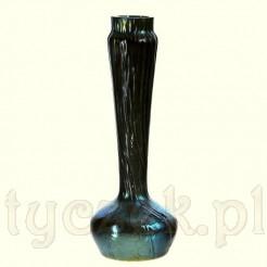 Antyki z okresu secesji - szklany wazon