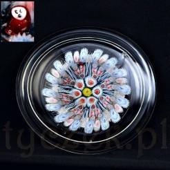 Oryginalna sygnowana szklana miseczka z Murano