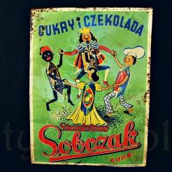 Wspaniała polska reklama z epoki Art Deco - Antyk ŁÓDŹ