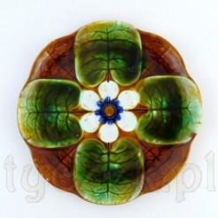 Dekoracyjny ceramiczny talerz