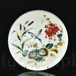 Ścienny talerz dekoracyjny