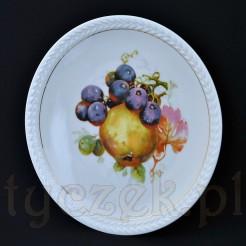 soczyste owoce na obszernej kalkomanii