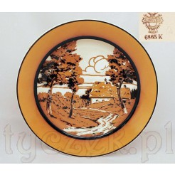 Villeroy& Boch dresden - dekoracyjny talerz