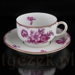 Porcelanowe DUO marki THOMAS z pierwszej połowy XX wieku.
