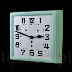 Stylowy zegar do powieszenia na ścianę