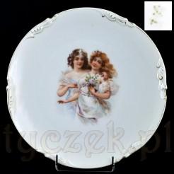 Dekoracyjna porcelana Wałbrzyska z minionego wieku