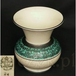 śliczny wazon bawarskiej marki Alka Kunst