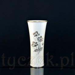 Przepiękny porcelanowy wazon na duże kompozycje kwiatowe