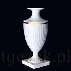 przepiękny wazon z porcelany