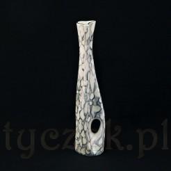 Oryginalny porcelanowy wazon z Zakładu Porcelany Bogucice