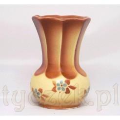 Dawny wazonik ceramika Bunzlau - Bolesławiec