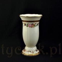 Luksusowy wazon z porcelany Rosenthal wzór Chippendale