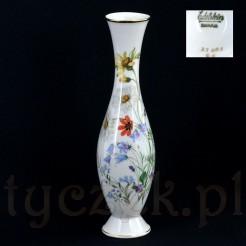 Markowa porcelana Bavaria - wazon ŁĄCZKA
