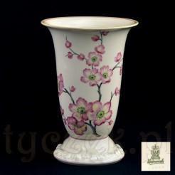 Ekskluzywny wazon z markowej porcelany Bavaria