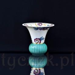Wazon marki L. Hutschenreuther w pięknej palecie barw