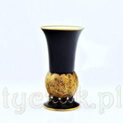 Niepowtarzalny porcelanowy wazon na prezent dla miłośnika porcelany