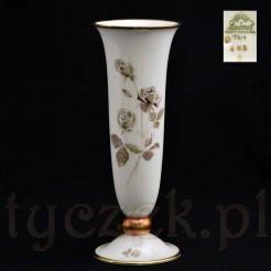 Porcelana ecru marki Lindner Bavaria pięknie zdobiona