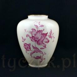 Piękny wazon na kwiaty cięte wykonany w Bavarii