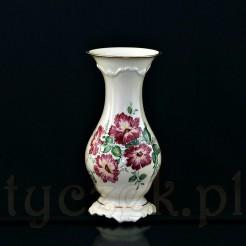 Wyjątkowy wazon Rosenthal wykonany ze szlachetnej porcelany w kolorze ecru/kremowym