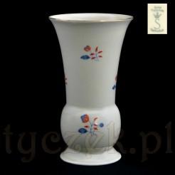 Znakomity śląski wazon marki Echt Tuppack Tiefenfurt