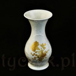 Cudowny wazon z barokowymi tłoczeniami