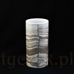 kolekcjonerski wazon porcelanowy