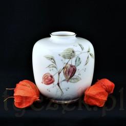 Uroczy porcelanowy wazonik z luksusowej porcelany