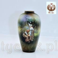 antyczny wazon ze starych Tułowic