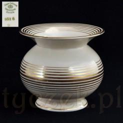 Antyk z epoki Art Deco - porcelanowy wazon