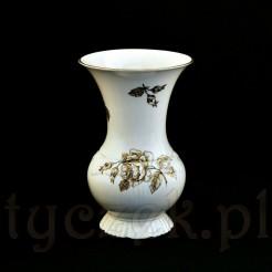 Znakomity wazon śląskiej wytwórni
