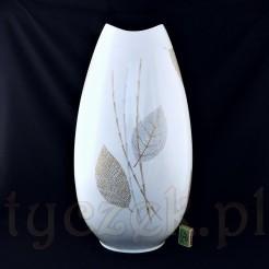 Przepiękny duży wazon na okazałe bukiety kwiatowe