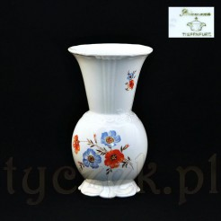 Śląski wazon z wytwórni Steinmanna w Parowej