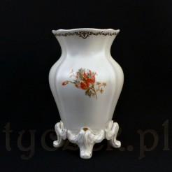 Wytworny wazon z manufaktury Schlegelmilcha