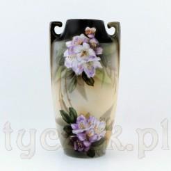 Secesyjny wazon z wytwórni Schlegelmilch