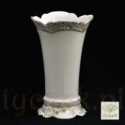 Znakomity wazon z tułowickiej porcelany dla Woolwortha