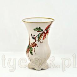 Autorski wazon porcelanowy ze Śląska
