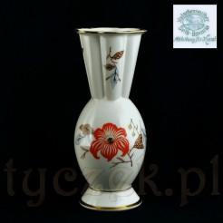 markowy wazon z epoki Art Deco: wydział Sztuk Pięknych porcelana Hutschenreuther