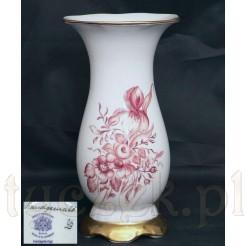 Porcelanowy flakon na kwiaty - marki Gerold Bavaria