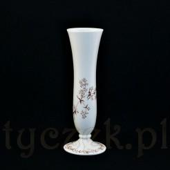 Porcelanowy wazon marki Rosenthal Selb Plossberg