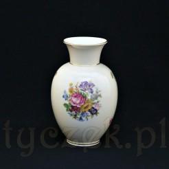 Wazonik porcelanowy wytwórni Johann Haviland Waldershof Bavaria