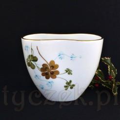 Wyszukany wazon porcelanowy z Selb