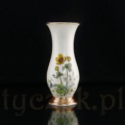 Wazonik słynna dekoracja łączka, porcelana KRAUTHEIM Selb Bavaria
