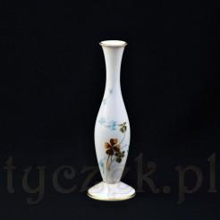 Porcelanowy wazonik marki Heinrich & Co