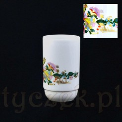 Oryginalny wazon z motywem baśniowych ptaszków