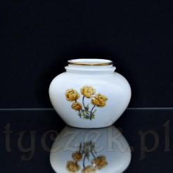 Ohme - pamiątkowa porcelanka śląska z napisem Seitenberg