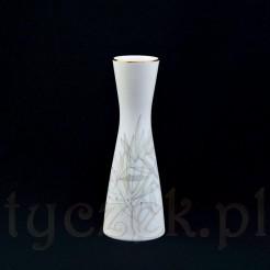 Nowoczesna forma i motyw traw na porcelanie Rosenthal